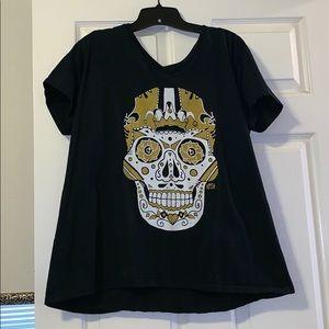 Saints T-shirt Sz 2XL